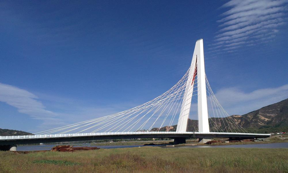 河北承德跨滦河特大桥